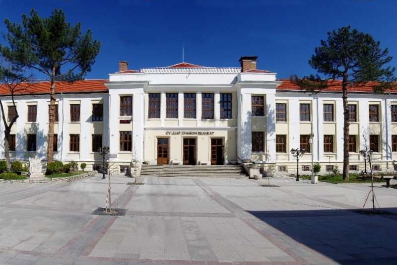 """Conservation, restoration and exhibition of the building of the Secondary School """"Tsar Simeon Veliki"""" - Vidin; shaping the adjacent surrounding area and extension and superstructure of the gymnasium at the Secondary School """"Tsar Simeon Velik"""