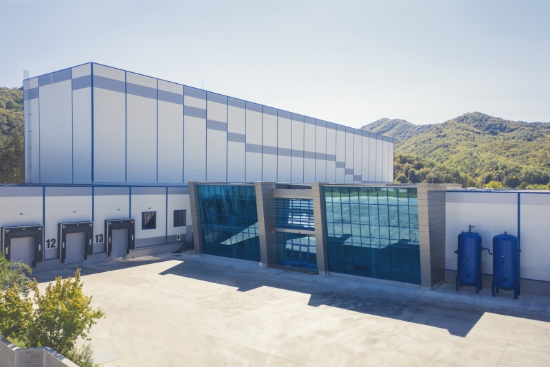 """""""Production and storage base of Kalinel company """""""