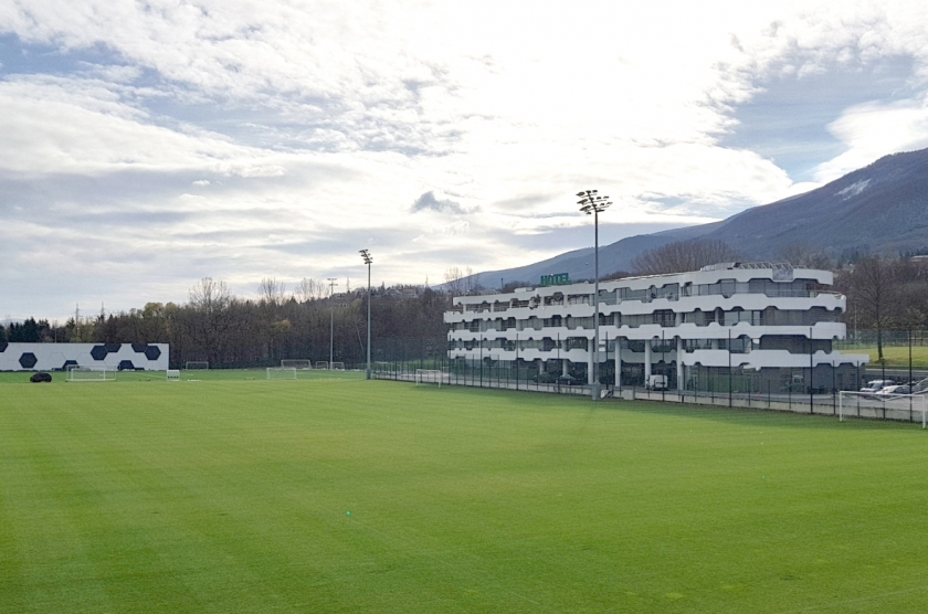 National Training  base of Bulgarian Football Union