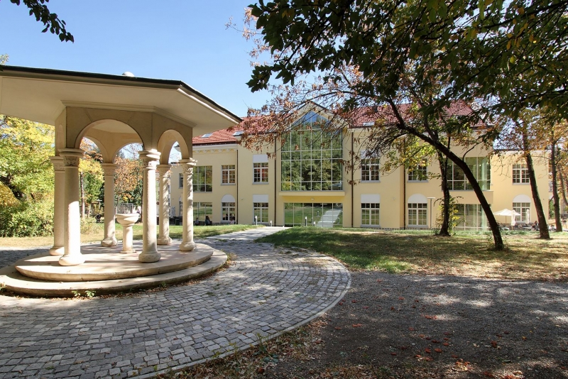 America for Bulgaria Campus Center at the American College of Sofia